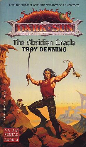 The Obsidian Oracle