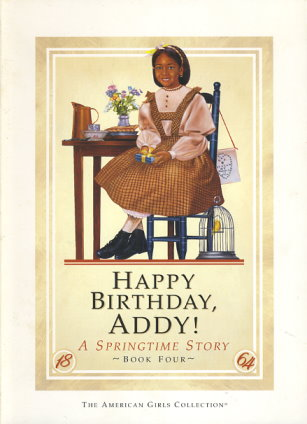 Happy Birthday, Addy!