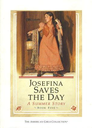 Josefina Saves the Day