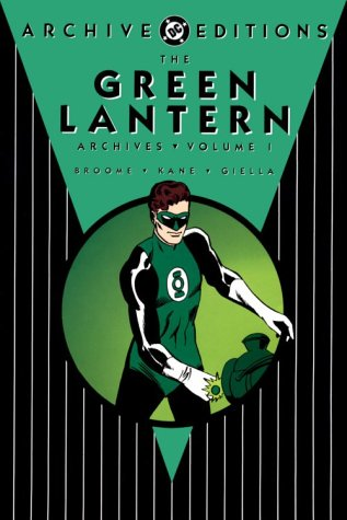 The Green Lantern Archives, Volume 1