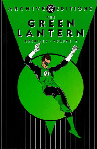 The Green Lantern Archives, Volume 2