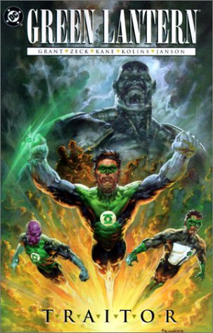 Green Lantern: Traitor