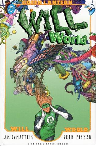 Green Lantern: Willworld