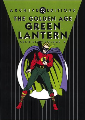 The Golden Age: Green Lantern Archives, Volume 2