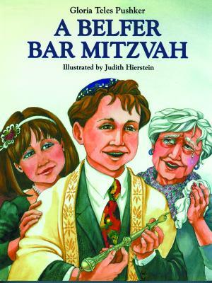 A Belfer Bar Mitzvah