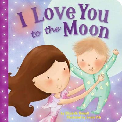 I Love You to the Moon!