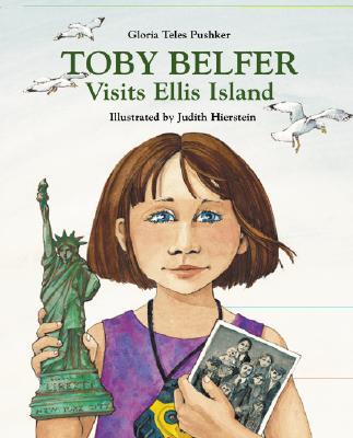 Toby Belfer Visits Ellis Island