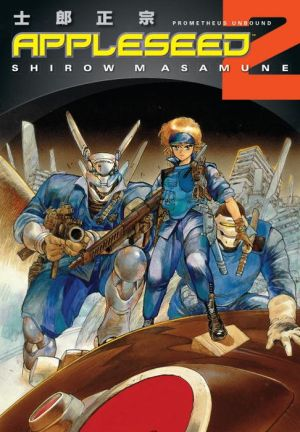 Appleseed, Book 2: Prometheus Unbound