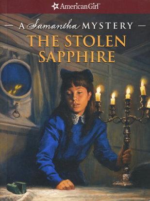 The Stolen Sapphire