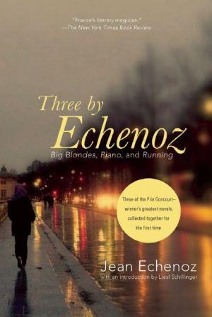 Three By Echenoz