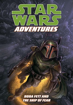 Boba Fett and the Ship of Fear