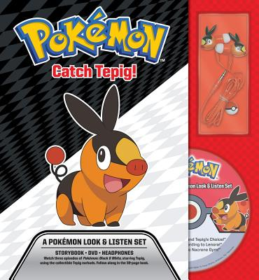Catch Tepig! a Pok Mon Look & Listen Set