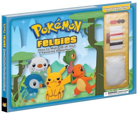 Pokemon Felties