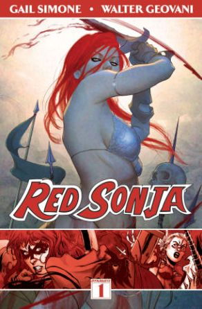 Red Sonja, Volume 1: Queen of Plagues