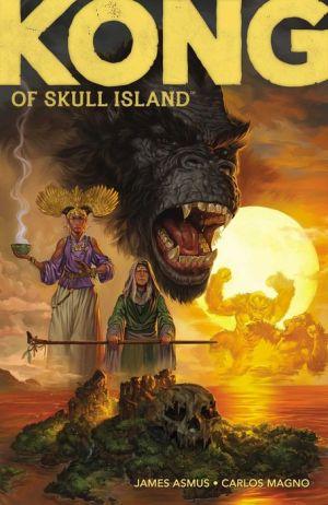 Kong of Skull Island Volume 1
