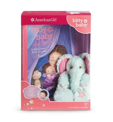 Bitty Baby's Mini Elephant & Book