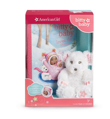 Bitty Baby's Mini Bear & Book