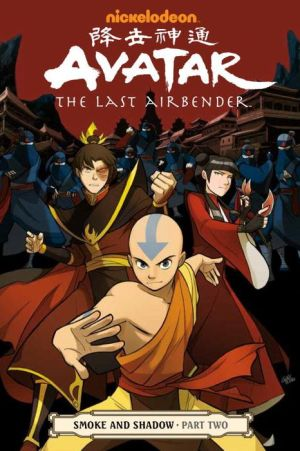 Avatar: The Last Airbender: Smoke and Shadow, Part 2