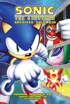 Sonic the Hedgehog Archives 25