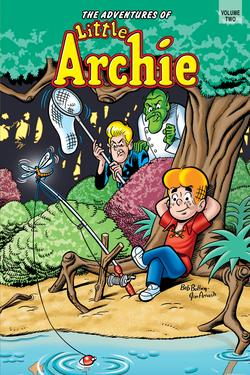 The Adventures of Little Archie Vol.2