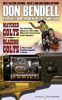Matched Colts / Blazing Colts