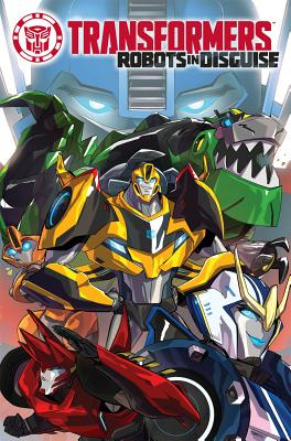 Transformers Robots in Disguise Animated