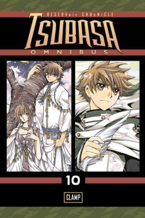 Tsubasa Omnibus, Volume 10