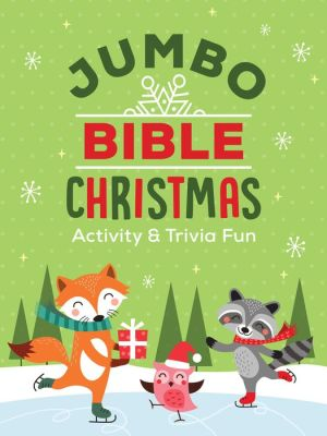 Jumbo Bible Christmas Activity & Trivia Fun