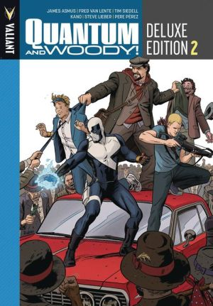 Quantum and Woody Deluxe Edition, Book 2
