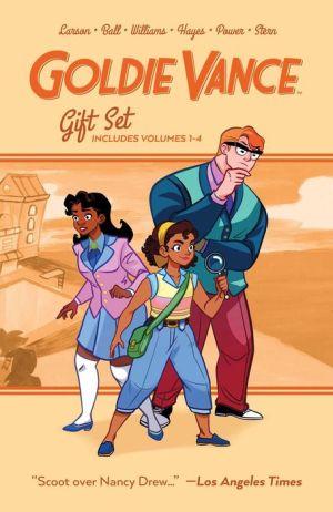Goldie Vance Gift Set