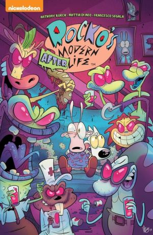Rocko's Modern Afterlife