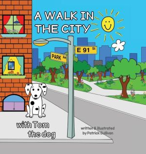 A WALK IN THE CITY with Tom the dog