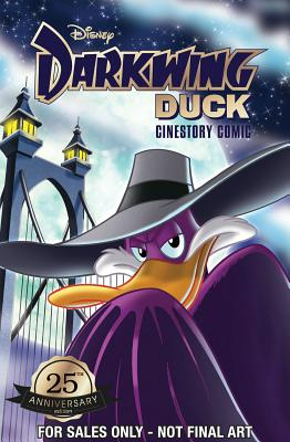 Disney Darkwing Duck Cinestory Comic Volume 1