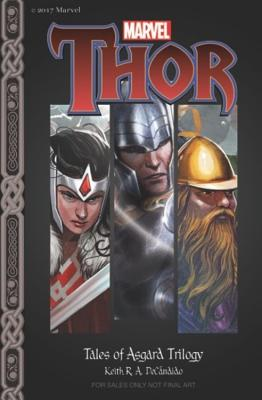 Marvel Tales of Asgard Trilogy