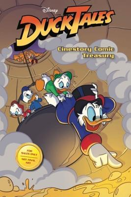 Disney Ducktales Cinestory Comic Treasury