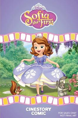 Disney Sofia the First Cinestory Comic