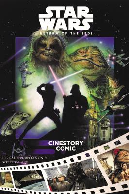 Star Wars Episode VI: Return of the Jedi Cinestory Comic