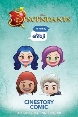 Disney Descendants: As Told by Emoji