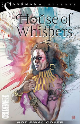 House of Whispers Vol. 3: Whispers in the Dark