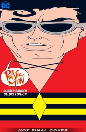 Plastic Man: Rubber Banded