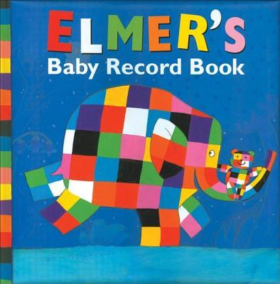 Elmer's Baby Record Book