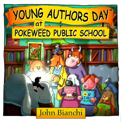 Young Authors Day at Pokeweed P S