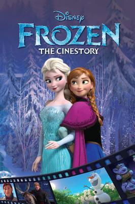 Disney Frozen Cinestory