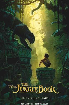Disney the Jungle Book Cinestory Comic