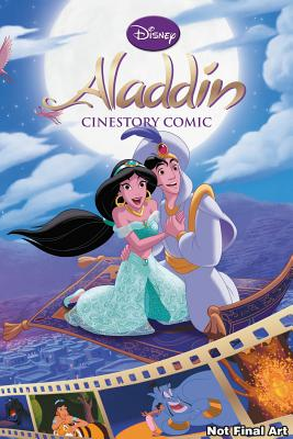 Disney's Aladdin Cinestory