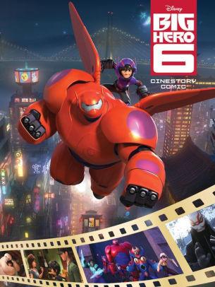 Disney's Big Hero 6 Cinestory