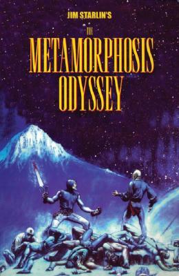 Dreadstar II Metamorphosis Odyssey