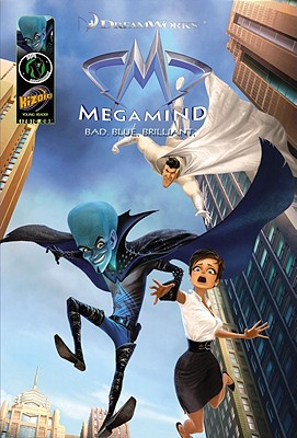 DreamWorks Megamind: Bad. Blue. Brilliant
