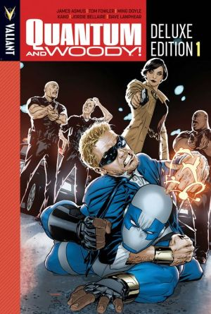 Quantum and Woody Deluxe Edition, Book 1