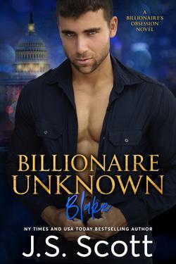 The Billionaire's Christmas Virgin: Blake